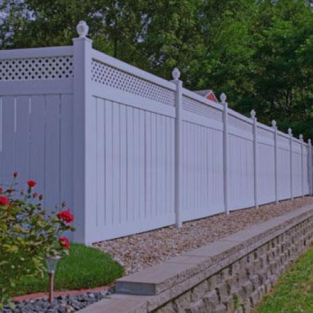 fencing chesapeake