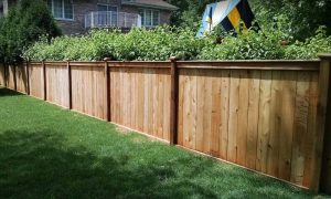 wooden fence installers